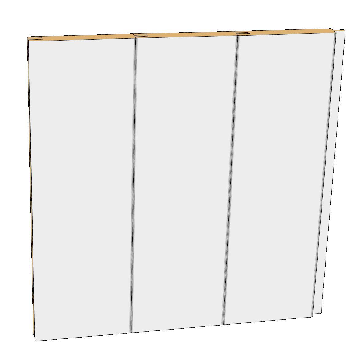 Spontade ytterpanel exempel Bygg & Trä