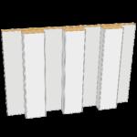 ytterfoderläkt exempel Bygg & Trä