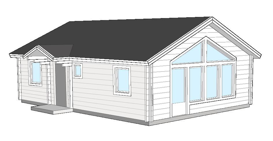 Fritidshus  Bygg och Trä Matsdal
