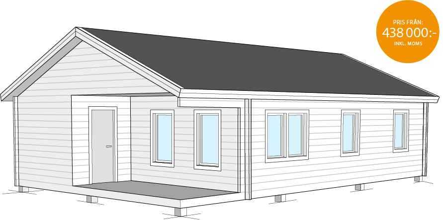Fritidshus Bygg och Trä Åbyn